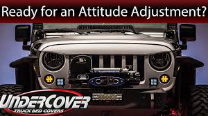 light brown jeep undercover nighthawk light brow for jeeps youtube