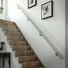 Fitting Banisters Metal Handrail Stairs Ebay