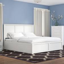 Room And Board Bed Frame Marvelous Cal King Storage Platform Bed Wayfair For Room And Board
