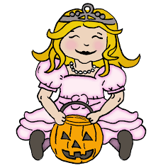 cute disney halloween clipart