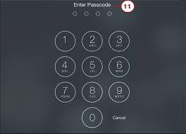 password protecting your ipad customizing your ipad informit