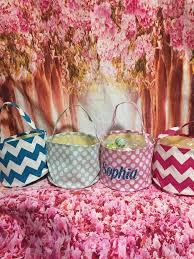 blank easter baskets canvas easter basket easter egg hunt pale blank easter baskets