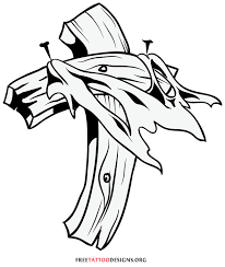 cross tattoo gallery