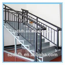 Banister Fittings Aluminum Pipe Railing Handrail Aluminum Stairs Handrail Aluminum