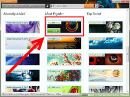 change themes on mozilla how to get mozilla firefox themes 4 steps with pictures