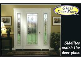 Exterior Steel Entry Doors With Glass Exterior Entry Doors Andreuorte