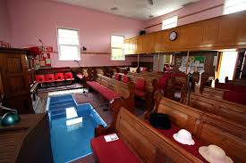 church baptistry providence baptist chapel blunham history