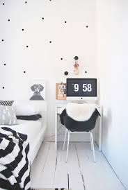 5 black u0026 white home offices that are anything but boring