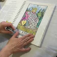 things to do with washi tape how to bling the tarot coloring book washi tape the tarot lady