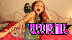 Monster High Halloween Dress Up by Monster High Cleo De Nile Halloween Costume Halloween Fun Vlog