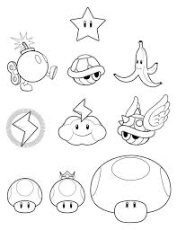 coloring pages mario bros colouring pages coloring