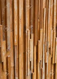 timber wood brown stick used wall texture background stock photo