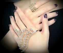 ring cuff bracelet images Panja gold palm cuff bracelet ring hand jewelry body kandy jpg