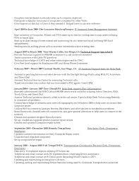Computer Help Desk Resume Helpdesk Desktop Resume 4 17 15