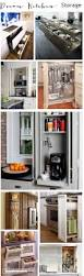 Kitchen Organization Ideas Small Spaces 34 Best For The Home Images On Pinterest