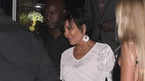 Kris Jenner Backyard Khloe Kardashian Shares Pic Of Mom Kris Jenner U00276 K