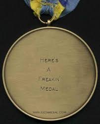 Medal Meme - what do you want a medal reaction images know your meme