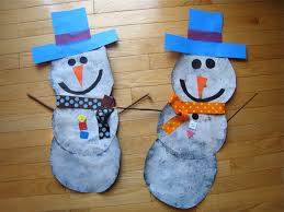 snowman craft mommyapolis