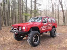 1989 jeep wagoneer lifted 2000 jeep cherokee sport mount zion offroad