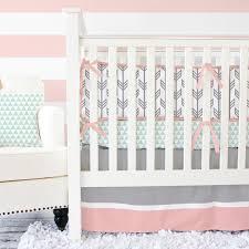 Girly Crib Bedding Modern Baby Bedding Modern Crib Bedding For
