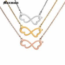 steel choker necklace images Wholesale maxmoon jewelry stainless steel chain choker necklaces jpg