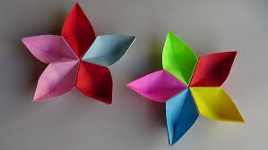 Simple Origami Vase - origami simple origami flower how to make simple origami
