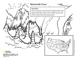 mammoth cave national geographic society