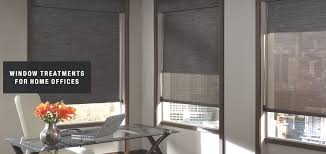 window treatments for home offices by edgewood custom interiors in