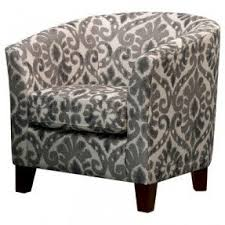 Bucket Armchairs Upholstered Tub Chair Foter