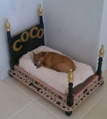 dog beds made out of end tables dog bed made from an old end table dog gone good ideas