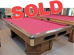 8ft brunswick pool table sold pre owned brunswick 130 anniversary 8ft pool table loria
