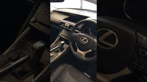 lexus is300h vs lexus gs300h 2016 2017 lexus is 300h welcome home my new companion youtube