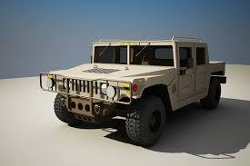 hummer jeep 3d hummer 1 cgtrader
