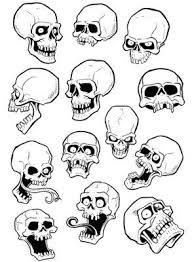 risultati immagini per teschio evil skull