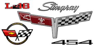 c3 corvette flags c3 corvette 1968 1982 size re stickable wall decals 21 logo