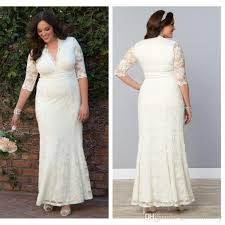 Mature Wedding Dresses Wedding Dresses With Sleeves For Plus Size Wedding Hub