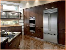 modern 42 inch kitchen cabinets with large stainless steel