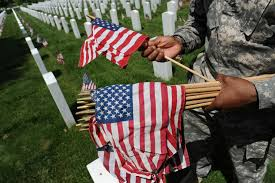 Display Of The American Flag Rules What Can U0027t You Take To Arlington National Cemetery On July 4 An