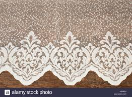 Old Fashioned Lace Curtains by Close Up Of Beautiful White Tulle Sheer Curtains Fabric Sample