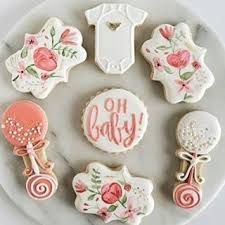 baby showers for girl iconosquare instagram webviewer baby shower cookies