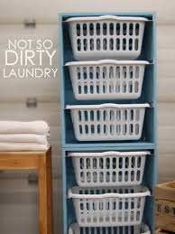 Home Decor Storage Ideas Laundry Storage Ideas 25 Ideas For Small Laundry Spaces Pedestal