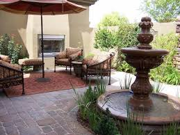 Water Fountains For Backyards by Epoxy Sealer May Help Leaky Backyard Fountain Entertainment