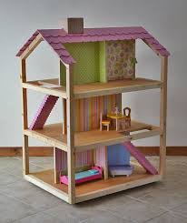 De Plan Barbie Doll Furniture by Easy Diy Doll House Free Plans For Everything Even The