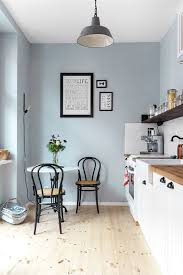 kche wandfarbe blau die besten 25 wandfarbe küche ideen auf küche