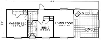 2 bedroom 1 bath house plans 16 x 48 2 bed 1 bath 744 sq ft floorplan floor plans my