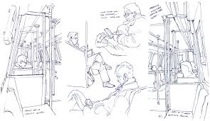 the trouble with sketching people the washington post