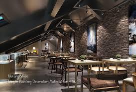 53cm nature sense white vinyl 3d wallpaper brick stone design for