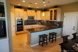 Light Oak Kitchen Cabinets Kitchen Wonderful Modern Kitchen Color Combinations Kitchen Wall