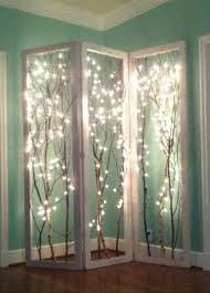 Home Decor With Lights Home Decor With Fairy Light Fairy Lights Twigs Indoor Decor