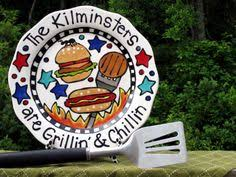 personalized grill platters gary patterson king of the grill barbecue platters barbeques bbq